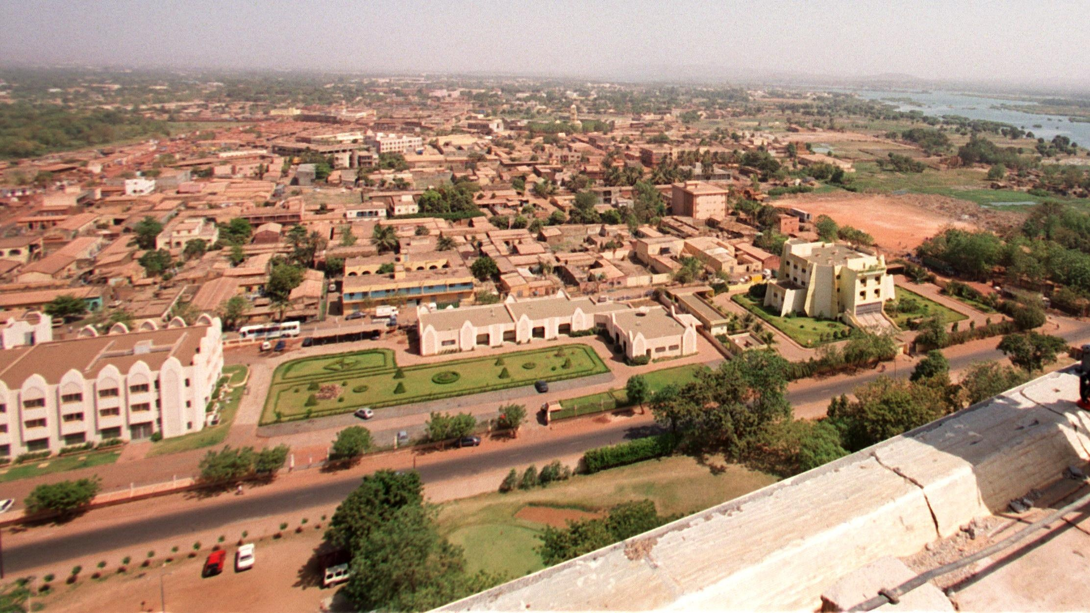 Gunfire at Mali resort area popular with foreigners